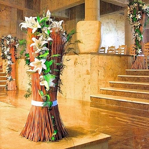 Wedding Saloon :: свадебный букет с лилией